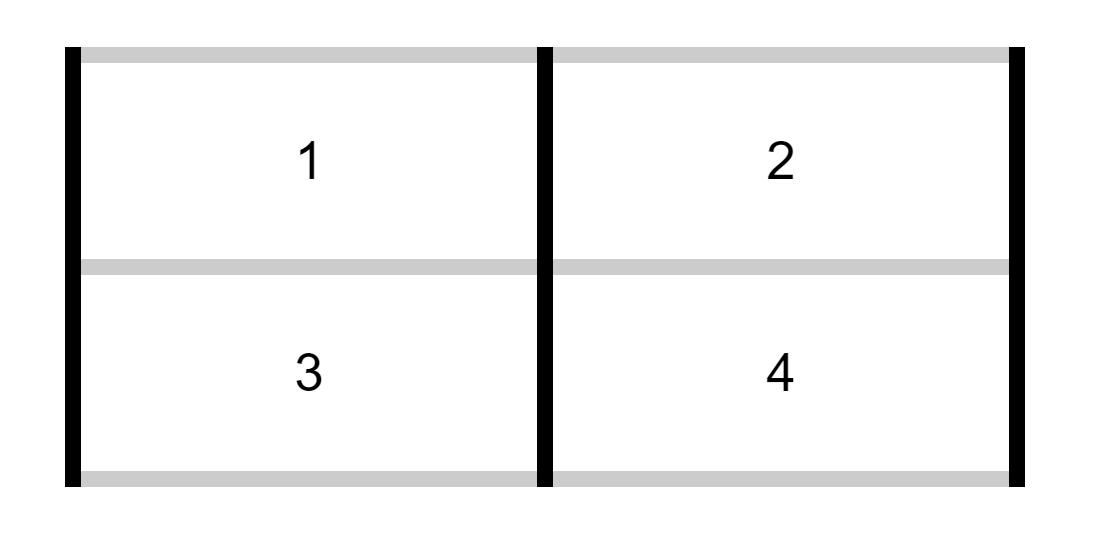 罫線の交点(ビューワ)