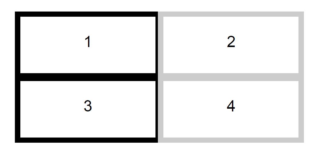 隣接する罫線(PDF)