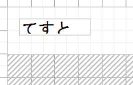 TextBox1のデザイン時のフォントサイズがコントロールに少しだけ収まらないサイズになっている状態